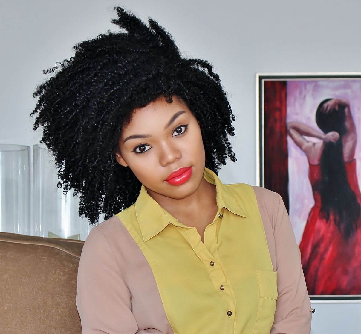 Natural Hair Routine With Images Natural Hair Bloggers