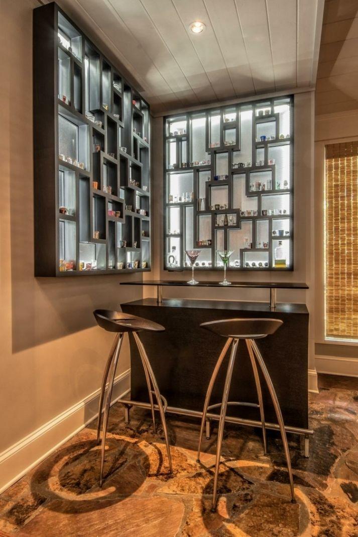 Attraktiv Inspirierend Wohnzimmer Bar