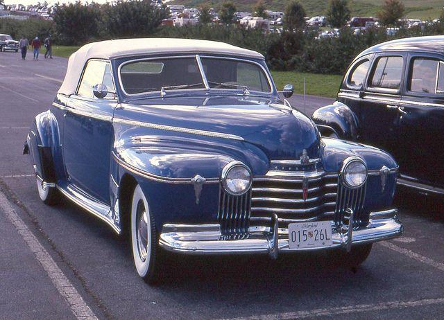 1941 Oldsmobile 98 convertible