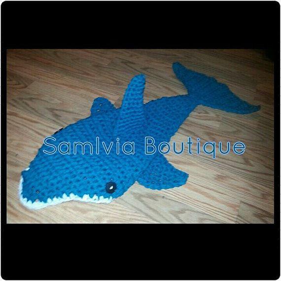 Crochet dolphin blanket!! https://www.etsy.com/listing/255028966/dolphin-attack-blanket