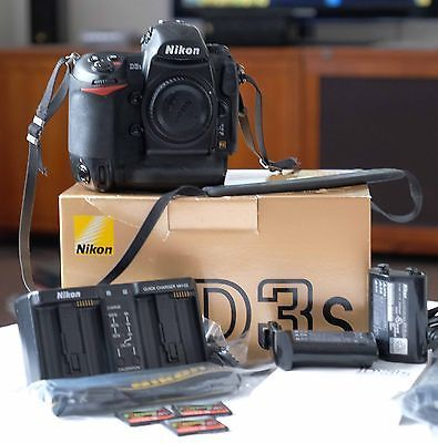 Nikon D D3s 12.1MP Digital SLR Camera - Black (Body only) https://t.co/ICAlQKWIe4 https://t.co/glLXZdarTk