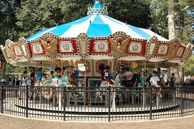 Philadelphia Park Liberty Carousel, Franklin Square, Philadelphia, PA