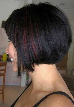 12++ Short inverted bob with bangs inspirations