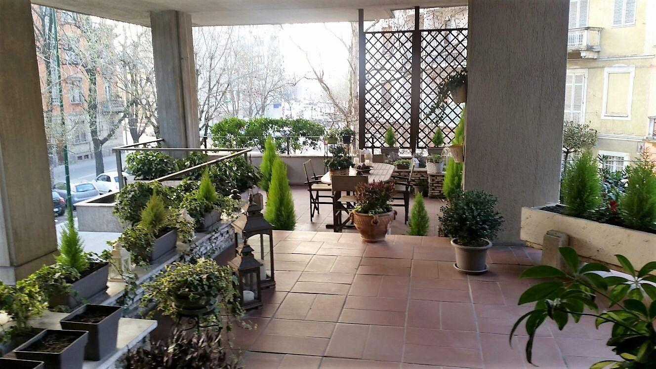 terrazza in città | Giardini, terrazze, orti, piante,... | Pinterest