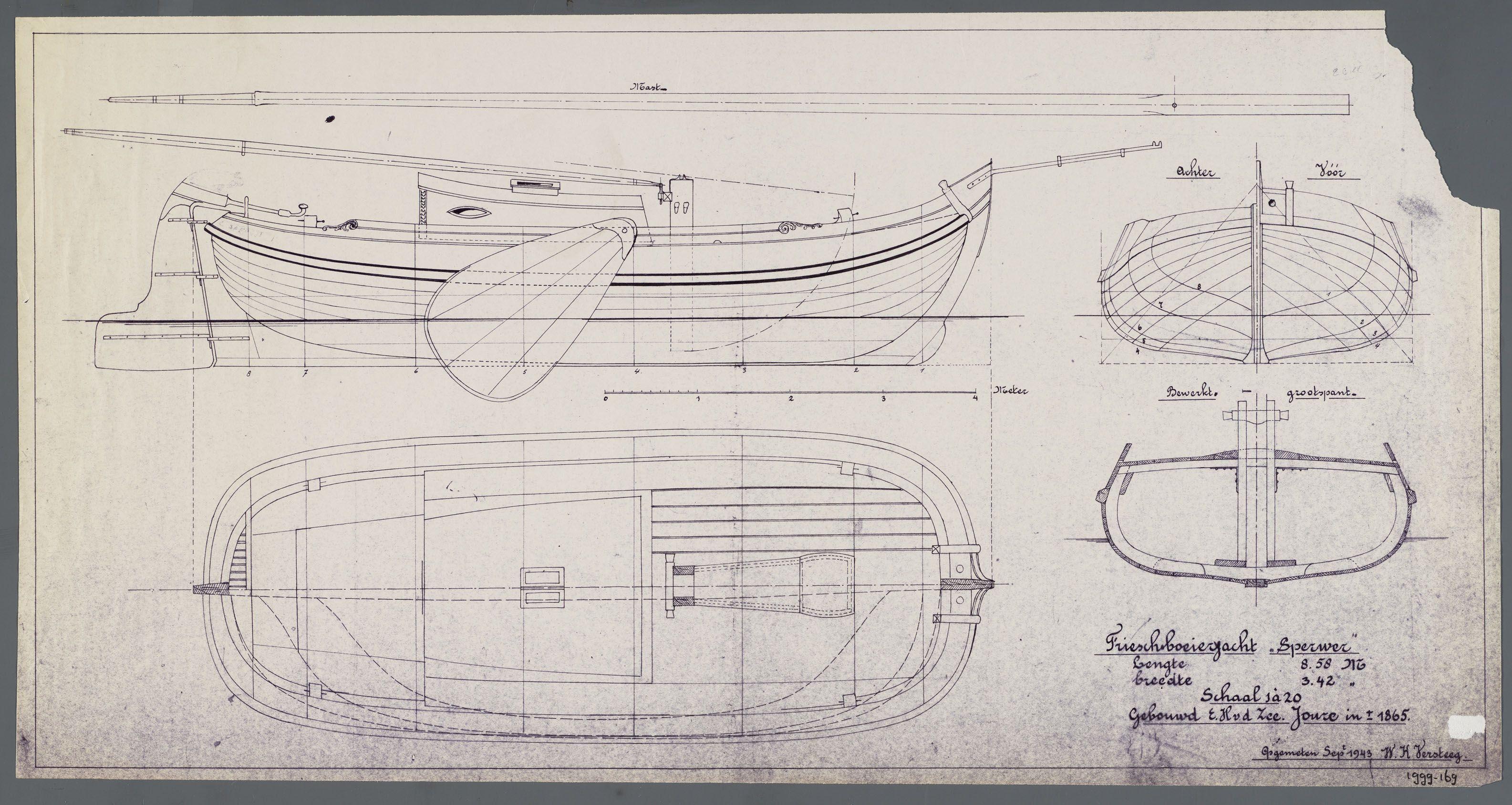 boeier - Google Search | Ships & Sails in 2019 | Sailboat plans, Wooden boat plans, Boat plans