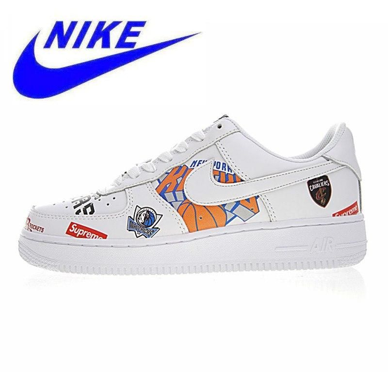 714f68914bc Pin by kicksnuts.cn on Nike Air Force Supreme NBA AF1