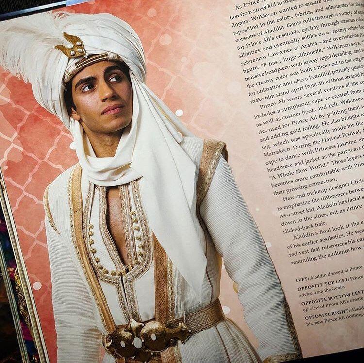 Prince Ali Aladdin Costume Aladdin Film Disney Aladdin