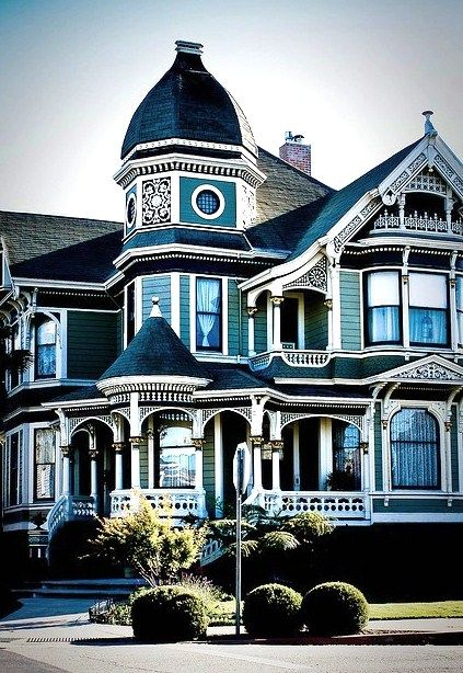 Victorian Victorian Homes Beautiful Homes Victorian Architecture