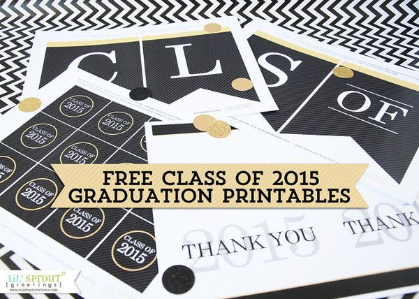 20 graduation printables sprouts banners and free 20 graduation printables negle Images