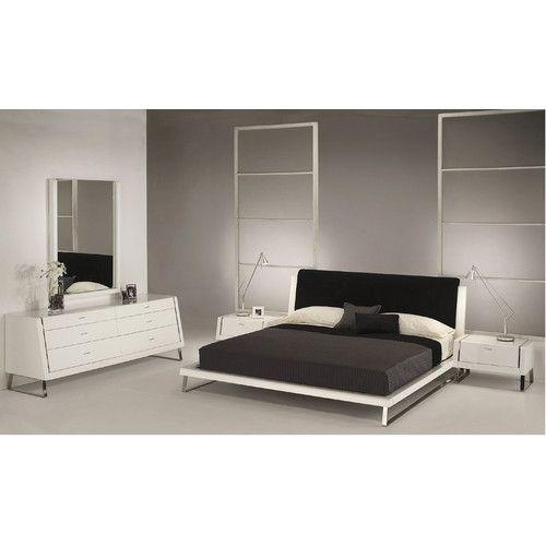 Found it at AllModern - Bahamas Platform Customizable Bedroom Set