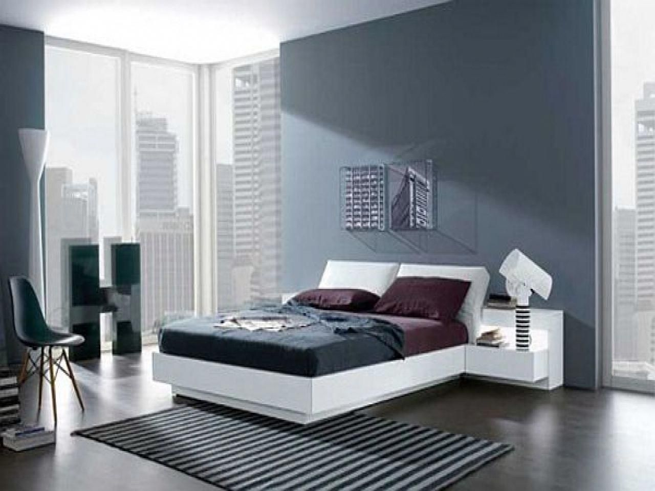 Pleasant Pin On Bedroom Contrasting Colours Home Interior And Landscaping Oversignezvosmurscom