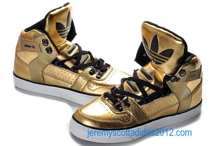 Adidas Hardland todas de oro negro patadas Pinterest Adidas, oro