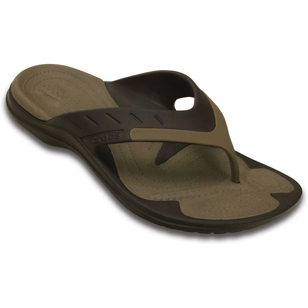 d7398c63941 Crocs Modi Men s Sport Flip-Flops