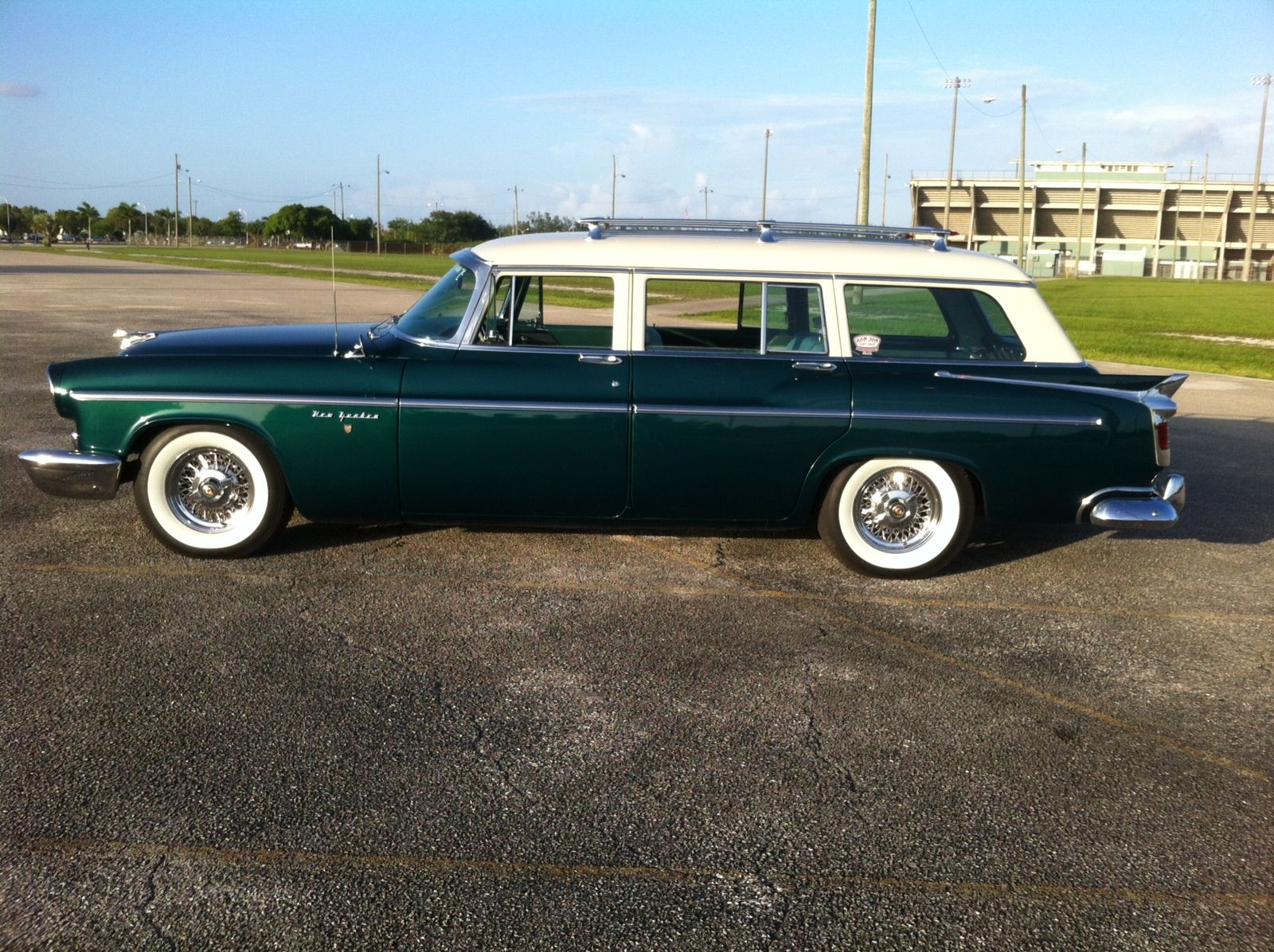 1956 chrysler imperial interior images - 1956 Chrysler New Yorker Town Country