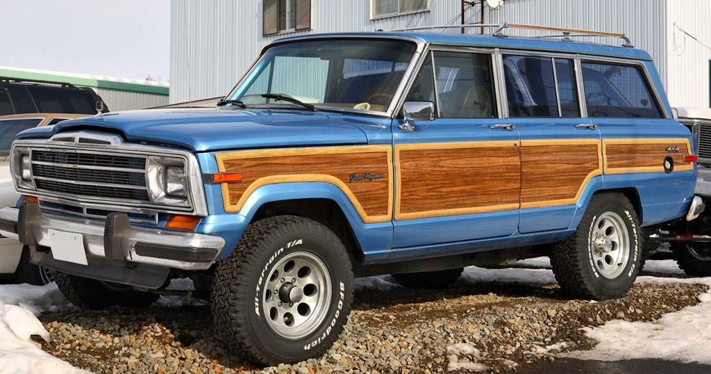 Jeep Grand Wagoneer. Its coming back in 2014! if the new one is ...