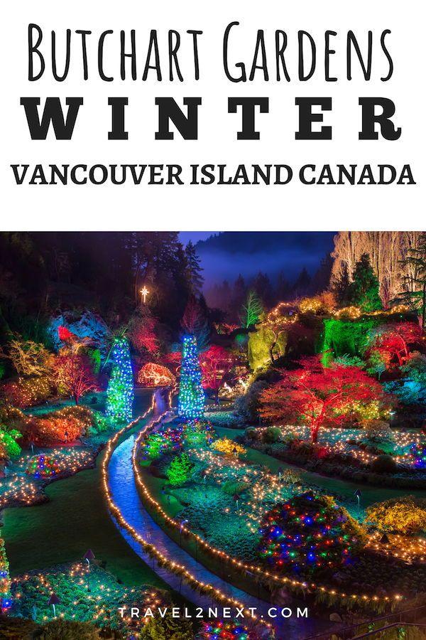 Butchart Gardens Canada – Garden For All Seasons