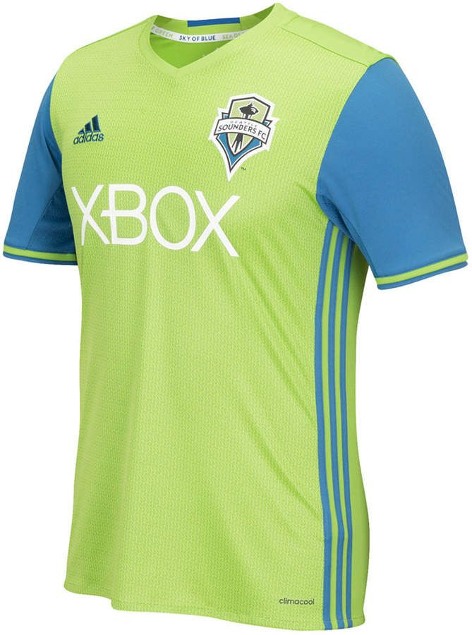 6ffdb3170 adidas Men s Seattle Sounders Fc Primary Replica Jersey