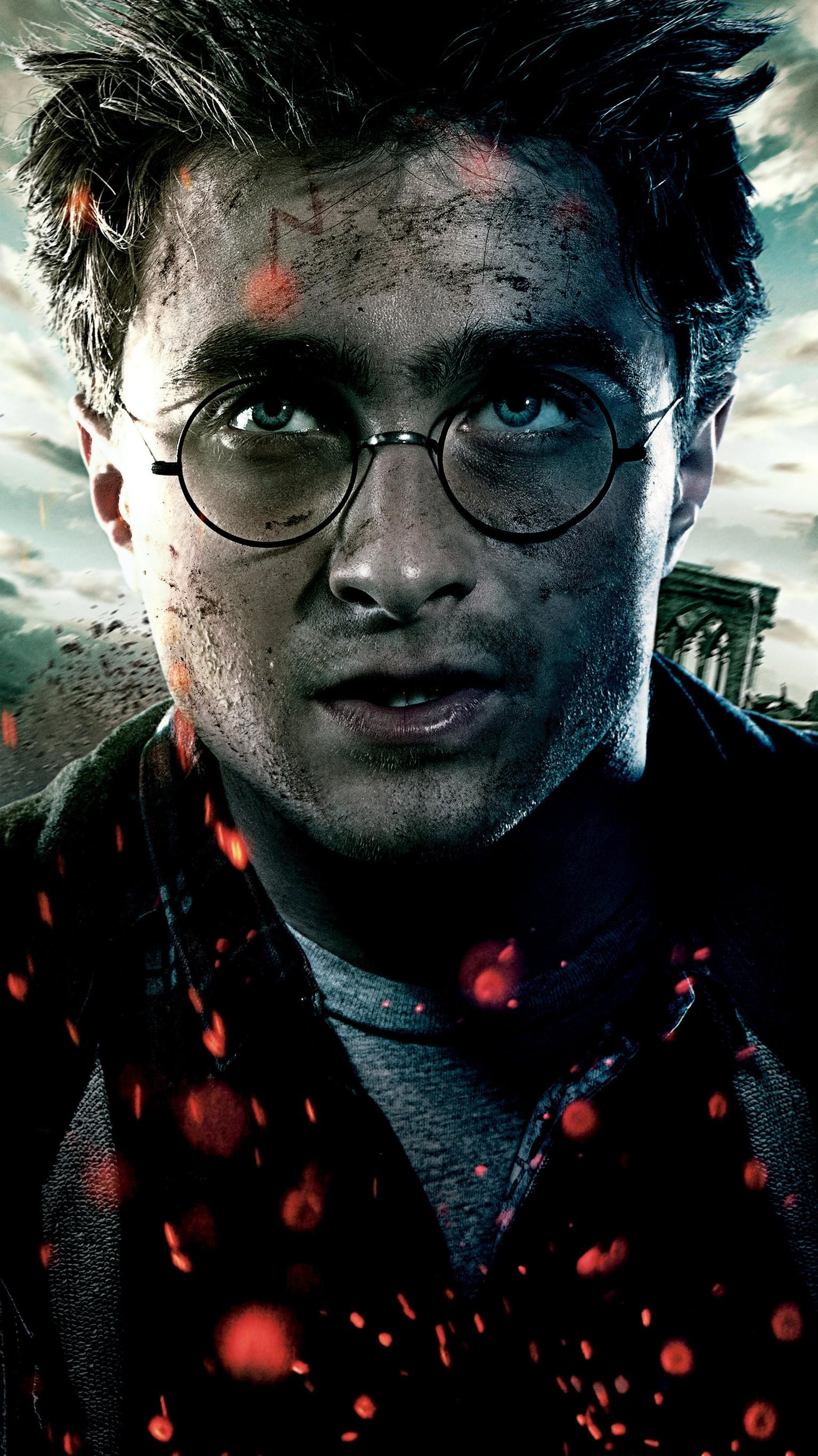 Harry Potter And The Deathly Hallows Part 2 2011 Phone Wallpaper Moviemania Harry Potter Portraits Harry Potter Wallpaper Harry Potter Deathly Hallows