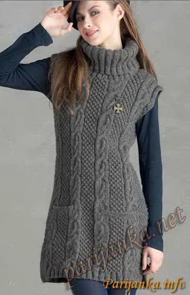 3855 Phildar Pinterest Knit