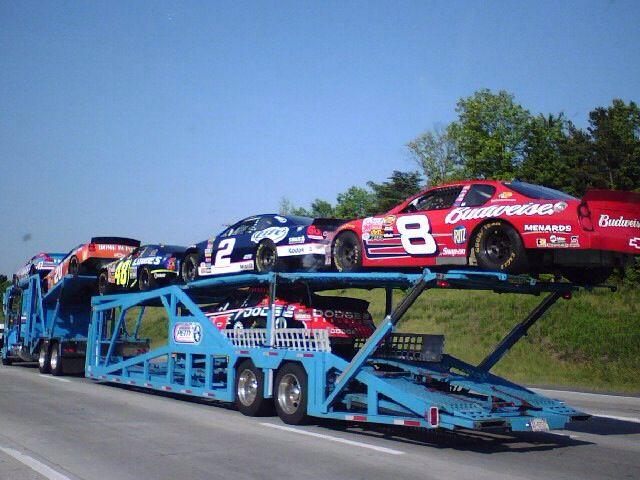 Pin On Race Car Haulers