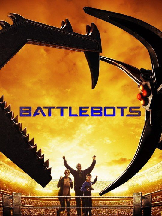 BattleBots - ABC. This is PURE FUN robot fightin' time!