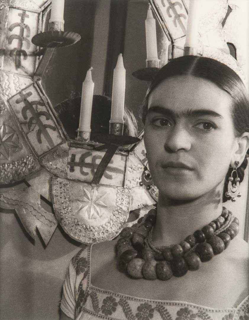 carl van vechten frida kahlo march 19 1932 archival pigment print x inches. Black Bedroom Furniture Sets. Home Design Ideas