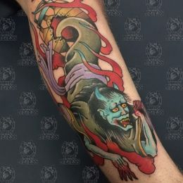 Ghost Tattoo Wiki Japanese Lantern Ghost Japanese Hungry Ghost