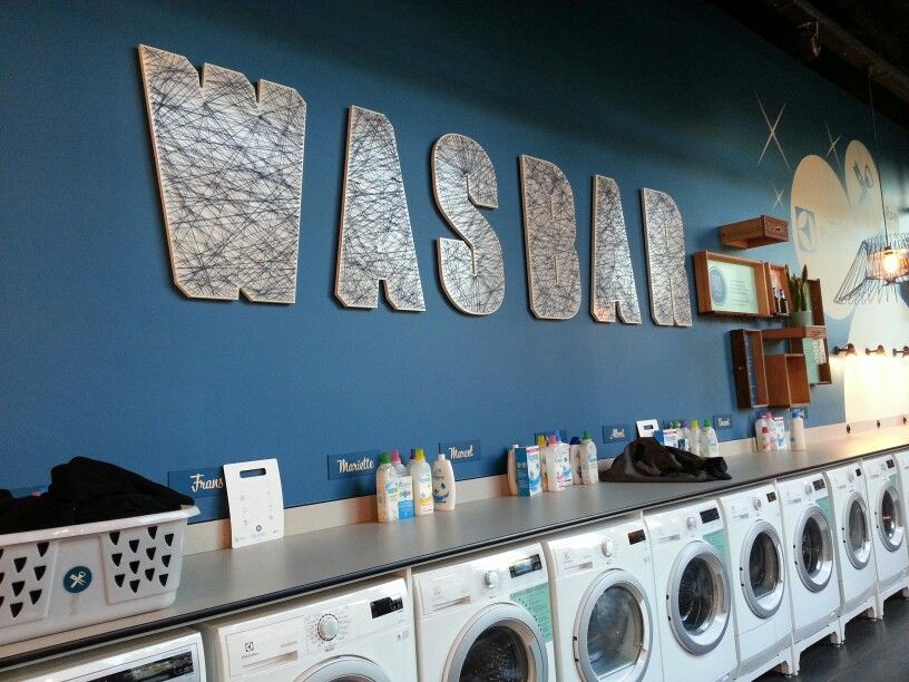 Kortrijk West Vlaanderen Laundry Shop Coin Laundry Laundromat Business