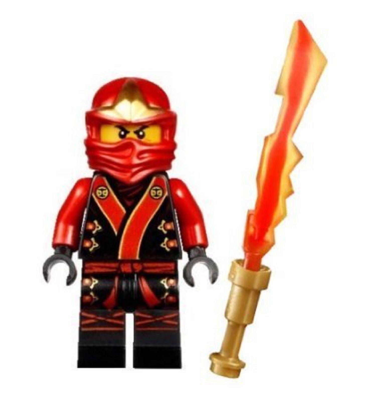 Mini Figure Minifig Kai Kimono LEGO Ninjago