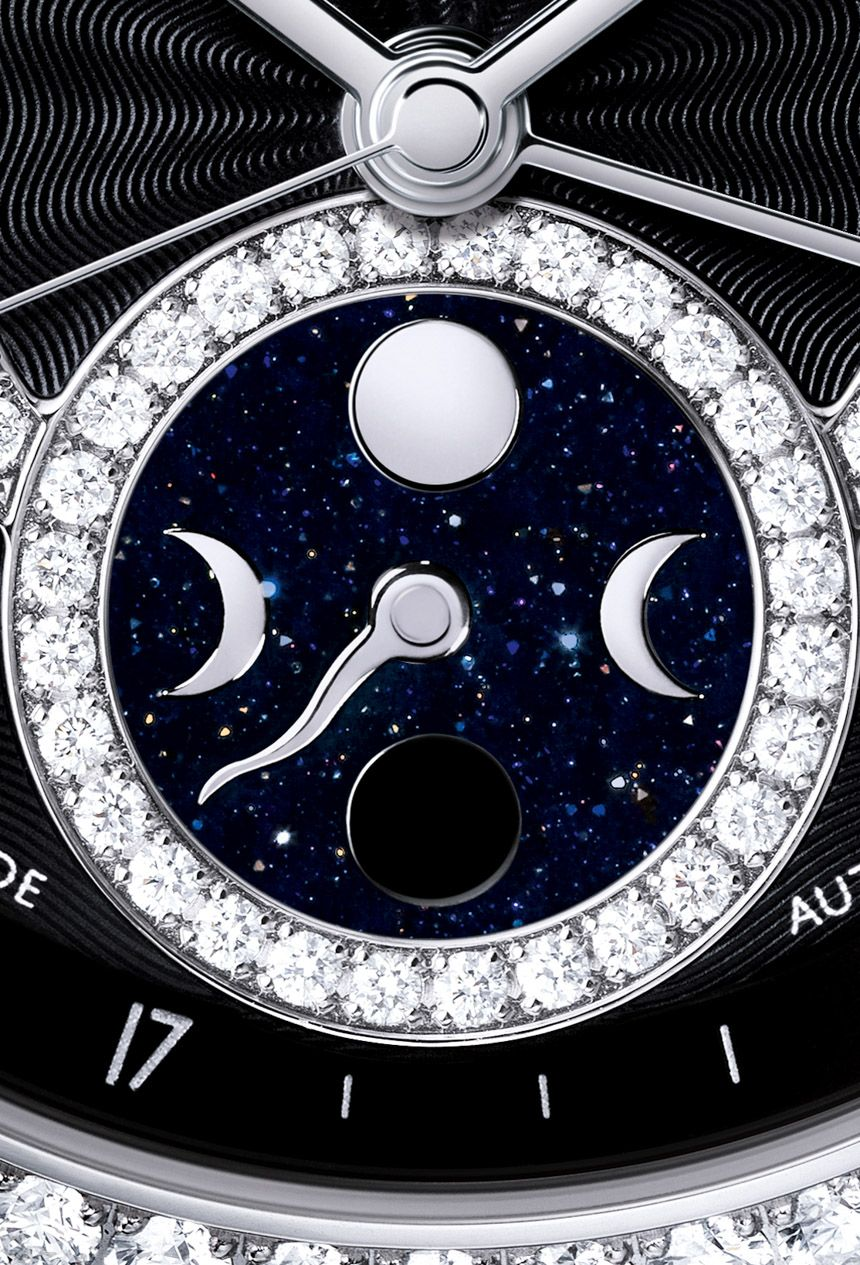 Chanel Announces J12 Moonphase 38MM Watch