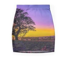 Gorgeous Sunrise Colours - Metcalf, Victoria Pencil Skirt