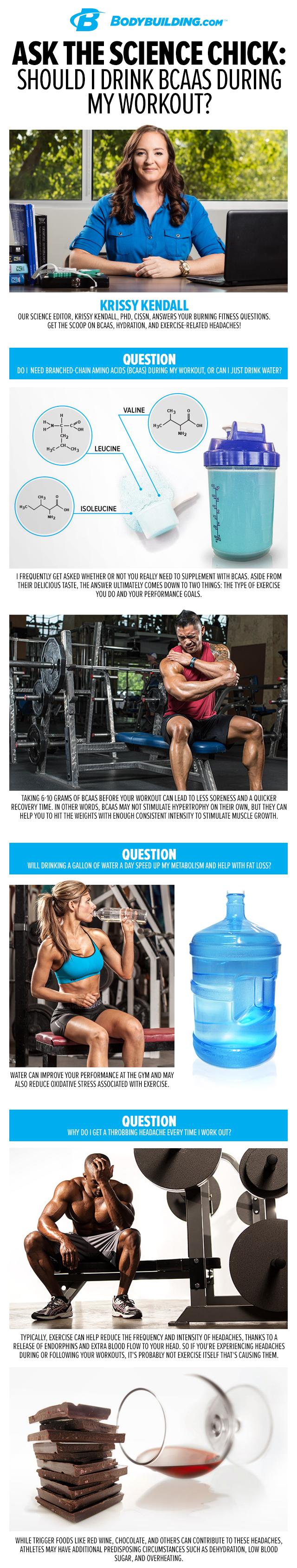 BCAA Lean Energy - Bodybuilding.com