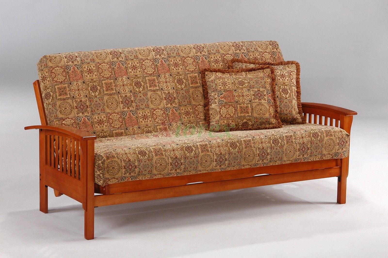 Day And Night Winchester Futon Beds In Teak Xiorex Futons Online