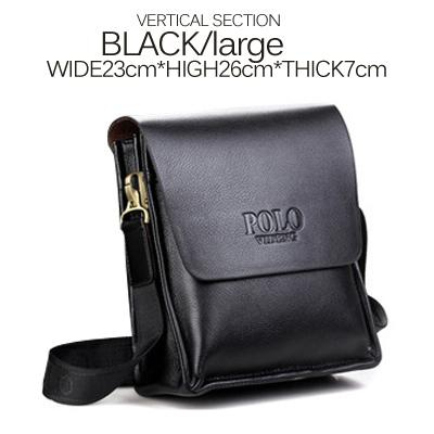 Brand New Vintga pu leather men bag fashion men messenger bag  44aa9e825874b