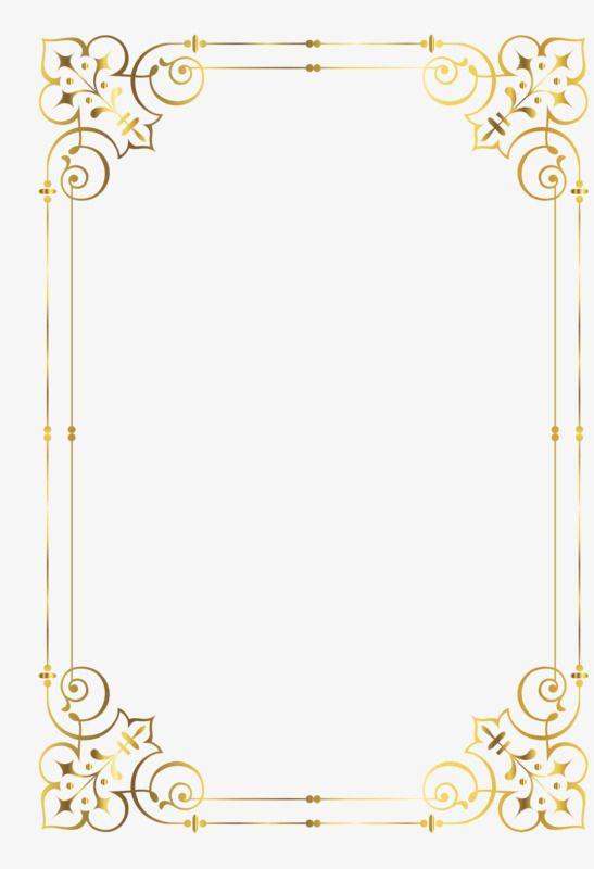 Gold Picture Frame Png : picture, frame, Frame,, Frame, Clipart,, Golden,, Transparent, Clipart, Image, Download, Borders