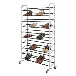 50 Shoe Rack Target Metal Shoe Rack Whitmor Shoe Rack Tower