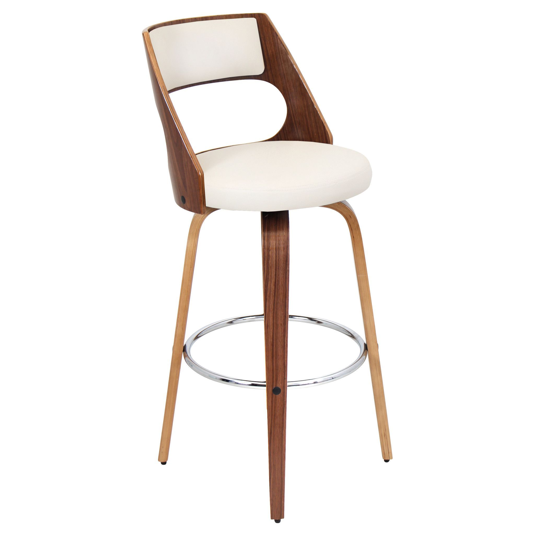 Lumisource Modern Cecina Barstool