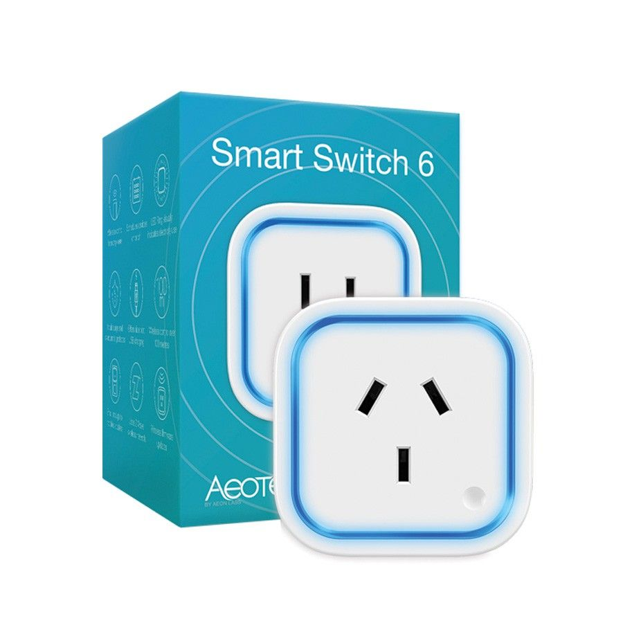 Aeotec Z Wave Smart Switch 6 Smart Home Plugs Phone
