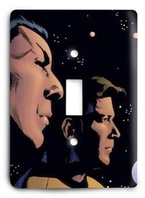 Star TrekLight Switch Cover