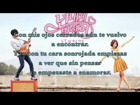 Heartstrings OST - You've fallen for me cover en español