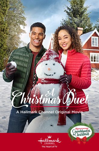 ^ A Christmas Duet (2019) with Chaley Rose & Rome Flynn in
