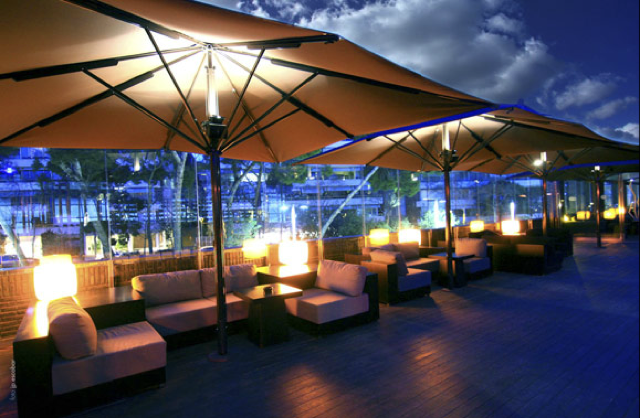 El Restaurante Y Lounge Club Nuba Barcelona Abre Las Puertas