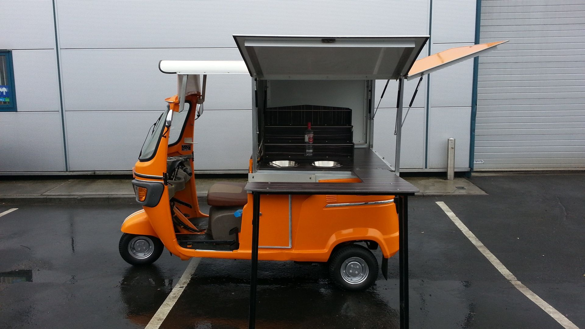 mobile retail cart Google Search Catering trailer