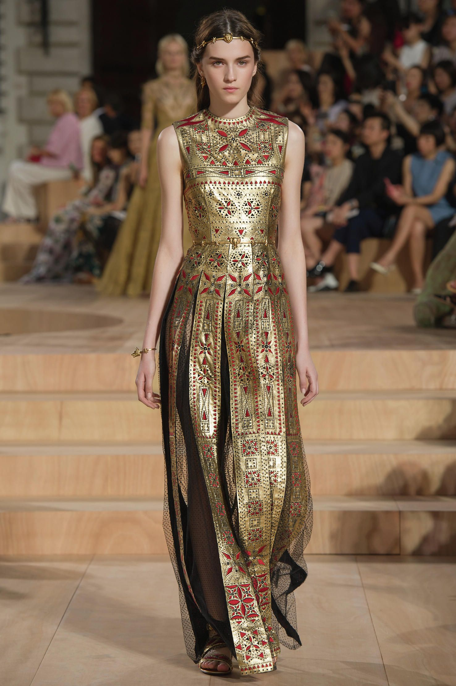 Show report: Valentino AW'12 photo