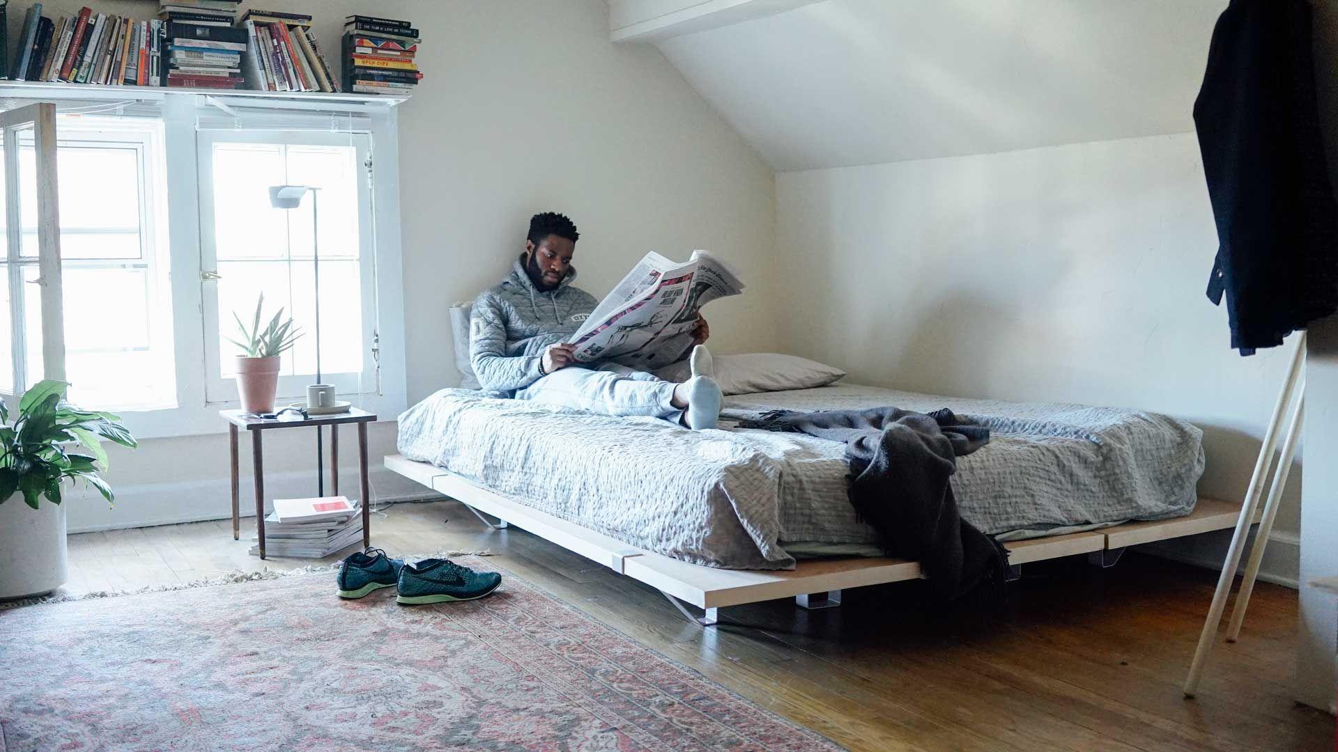 The floyd platform bed 02 | Beds | Pinterest