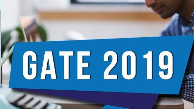 Gate 2019 get the exam schedule and admit card details