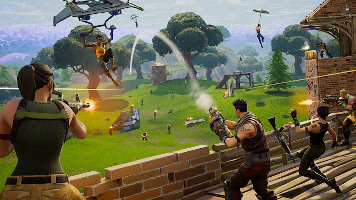 download fortnite battle royale pc full version free