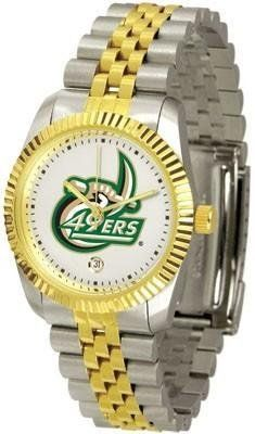 UNC Charlotte Men's Two Tone Gold Dress Watch by SunTime. $137.95. 23kt Gold-Plated Bezel. Stainless Steel. Officially Licensed UNC Charlotte 49ers Men's Two Tone Gold Dress Watch. Men. Links Make Watch Adjustable. UNC Charlotte 49ers men's two tone gold dress watch. College s executive timepiece offers men a classic, business-appropriate look. Features a 23kt gold-plated bezel, stainless steel case and date function. Secures to your wrist with a two-tone solid stainless ste...