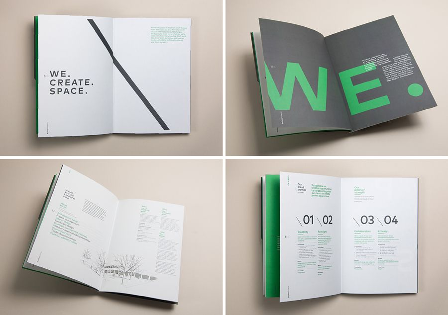 architects brochures