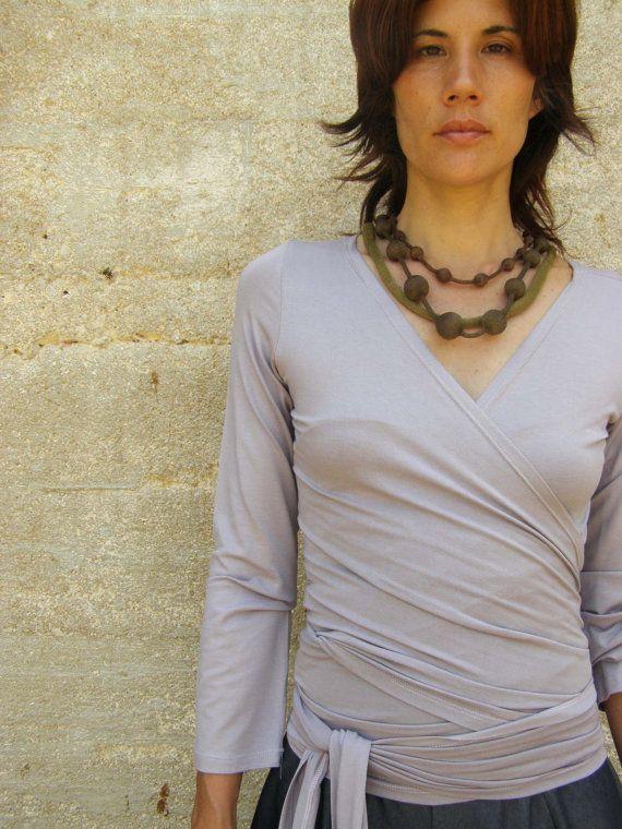 100abd75c8635 Womens clothingWomens cardigan long sleeves top - 3 ways by SHIHAR